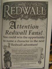 Redwallnamecontest1