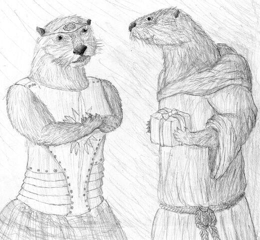 File:Pair of Otters for Niko Banks.jpg
