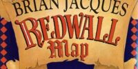 Redwall Map & Riddler