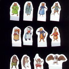 Character figures