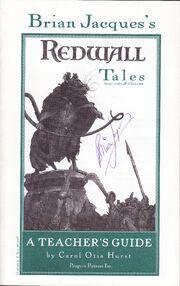 Redwalltales