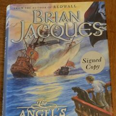 US The Angel's Command Hardcover Signed Copy 2