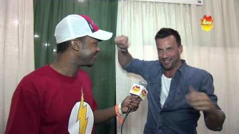 Craig Parker Interview (Spartacus)