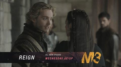 """M3 Reign - """"Drawn And Quartered"""" - Ep 2x02-0"""
