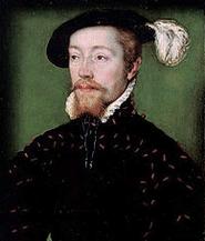 King James V