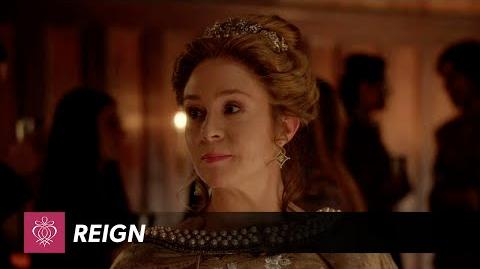 Reign - Costume Design The Classic Queen Mother