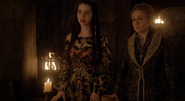 Long Live The K 19 - Mary Stuart N Queen Catherine