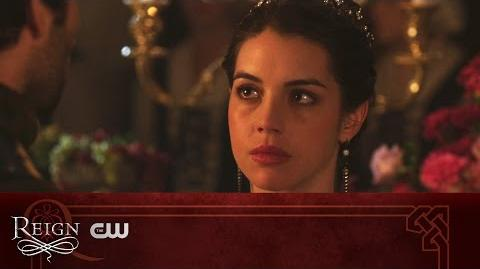 Reign Succession Trailer The CW
