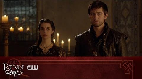 Reign Safe Passage Scene The CW