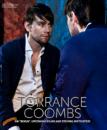 Glamoholic Magazine - Torrance Coombs 1