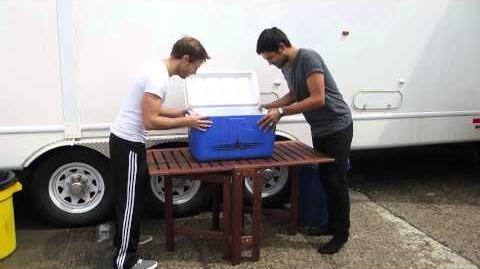 Sean Teale & Jonathon Kelt ALS Ice Bucket Challenge!-1