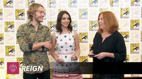 Reign - Reign Comic-Con Fan Q&A Part 2