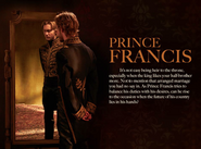 Promotional images - Prince Fracis II
