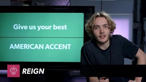 Reign - CWestionator Toby Regbo