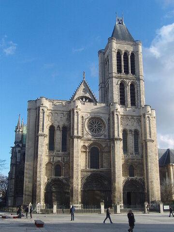 File:640px-Saint-Denis - Basilique - Extérieur façade ouest.jpg