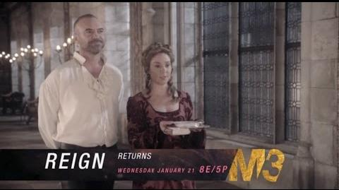"M3 Reign ""Getaway"" 02x11 Promo"