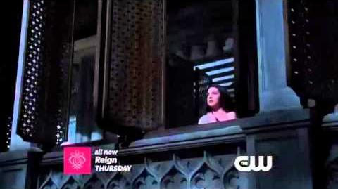 Reign 1x13 Extended Promo 'The Consummation'