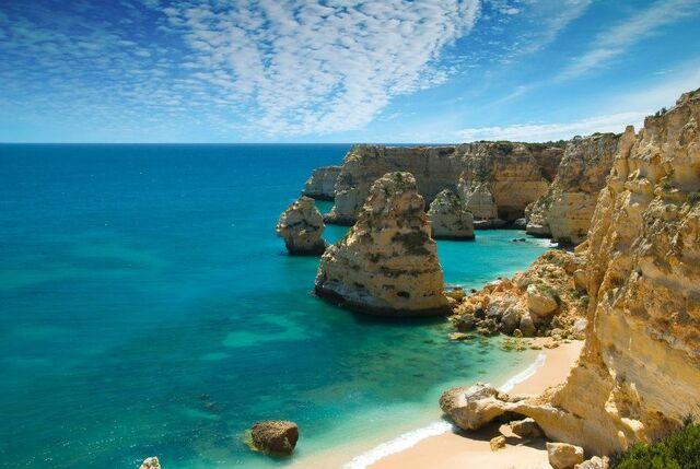 File:Portuguese beach Algarve.jpg