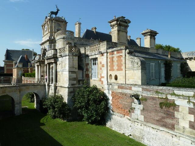 File:Château d'Anet - Anet - Eure-et-Loir - France..jpg