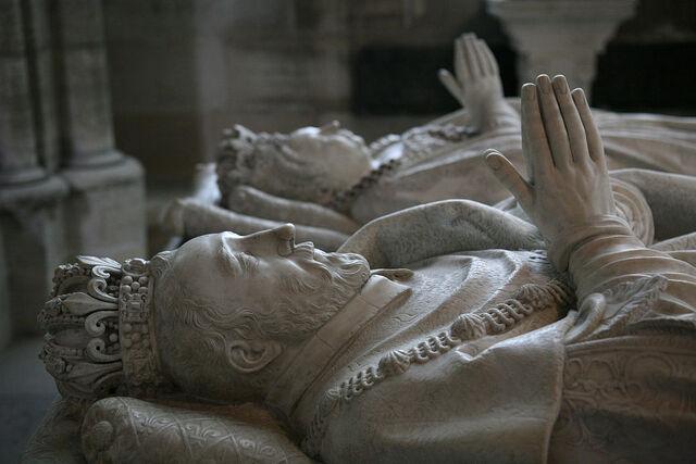 File:1024px-Henri II et Catherine de Médicis tomb.JPG