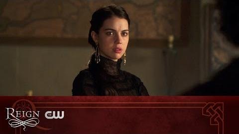 Reign Wedlock Scene The CW
