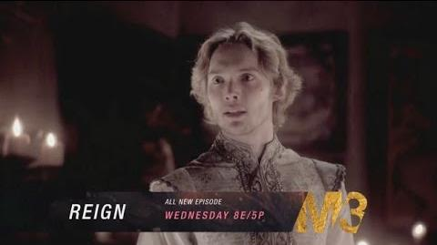 "M3 - Reign ""Banished"" 02x12 Promo"