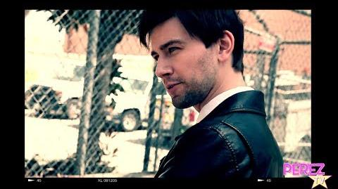 EXCLUSIVE! Torrance Coombs Talks Reign & Speaks French..