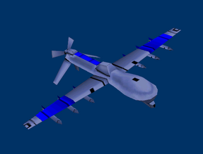 Boss Predator Drone