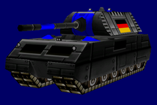 German Maus Tank