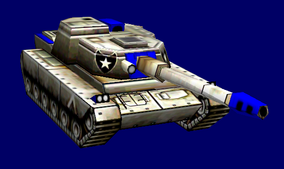 USA Crusader Leopard