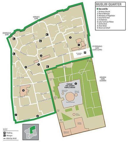 File:Jerusalem Muslim Quarter map.jpg