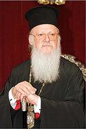 Ecum. Patriarch Bartholomew