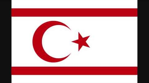 The National Anthem of Northern Cyprus