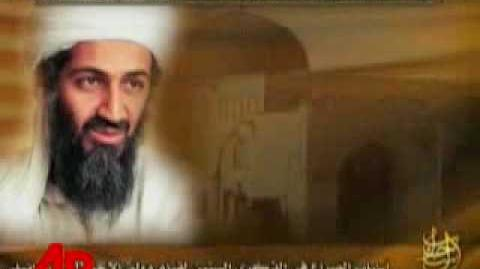Bin Laden Lashes Out at Arab Leaders