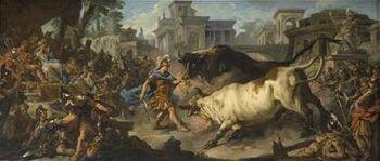 JasonTamingThe Bulls