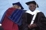 Desmond Tutu at Penn