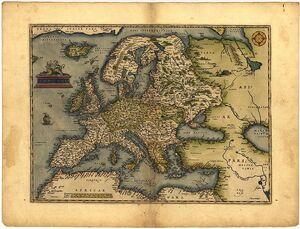 1572 Europa Ortelius