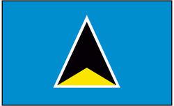 SaintLuciaFlag