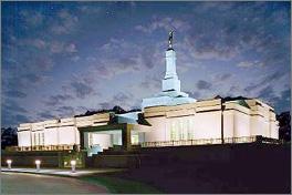 Spaul minnesota mormon temple