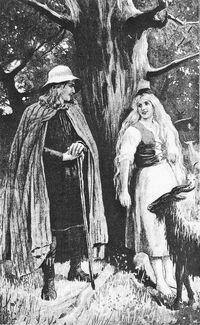 Helgi and Yrsa