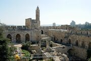 Tower of David P8040016