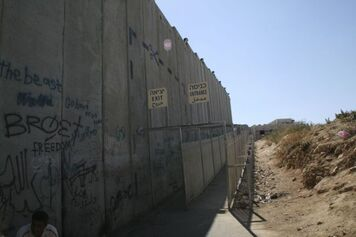 Bethlehem-01-West Bank Wall