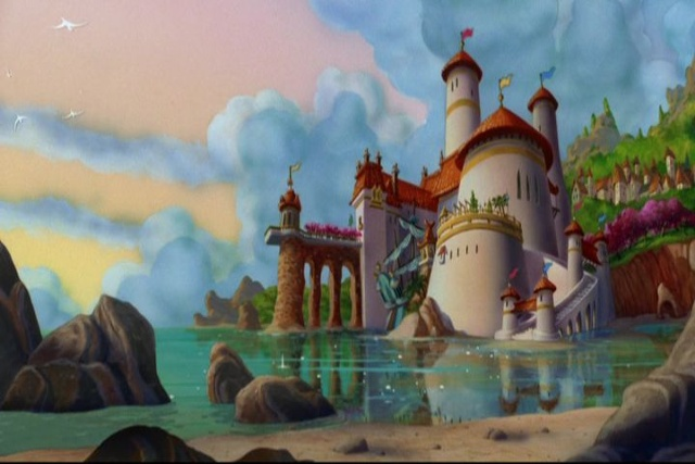 Prince Eric S Castle Remix Favorite Show And Game Wiki