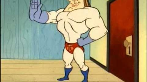 Powdered Toast Man FULL