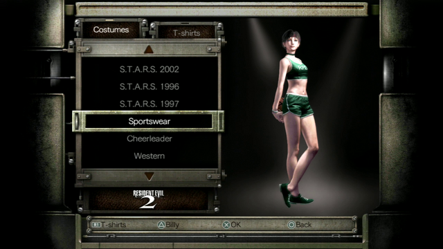 File:RE0HD Costumes Rebecca Sportswear.png