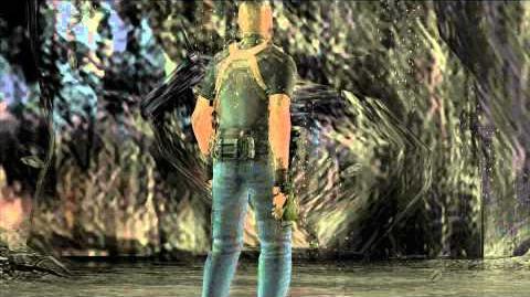 Resident Evil 4 all cutscenes - Chapter 5-3 scene 3