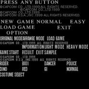 Resident Evil 3 (Dreamcast) TITLEJ03