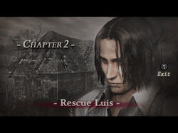 Rescue luis (re4 danskyl7)