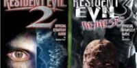 Resident Evil 2 & 3 Official Strategy Guide