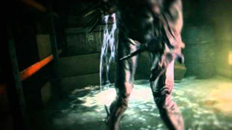 Resident Evil Revelations Announcement Trailer